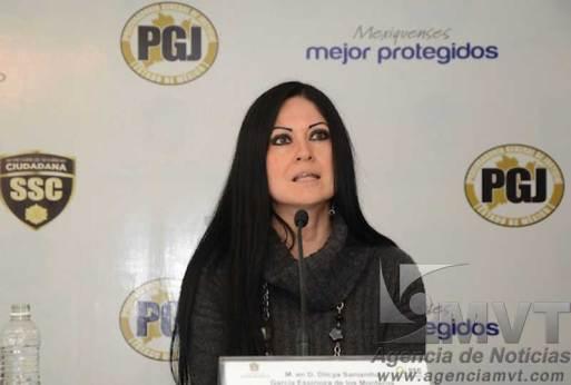 Reconoce PGJEM 299 casos iniciados por presunto feminicidio del 2011 a la fecha