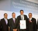 Recibe Metepec máximo galardón en inclusión laboral