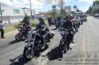 Festejan en Toluca el Día del Motociclista con rodada masiva