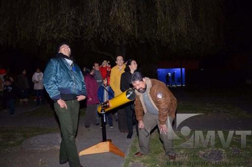Concurrida Noche de las Estrellas en Centro Cultural Mexiquense