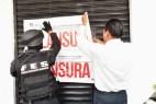 Clausura CES empresas de seguridad privada de Naucalpan y Tlalnepantla