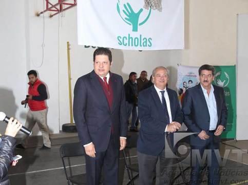 Metepec, primer municipio mexicano en incorporarse a la red de Scholas Ciudadanía