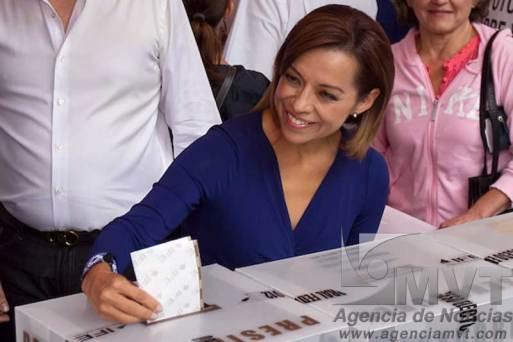 Josefina será la candidata del PAN en Edomex