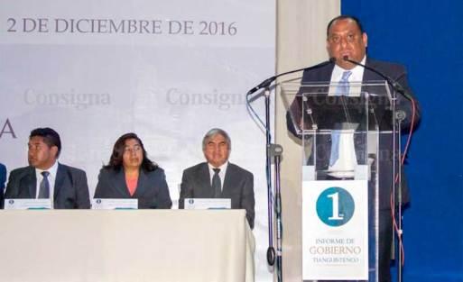 Fallece Fernando Álvaro Gómez, alcalde de Tianguistenco