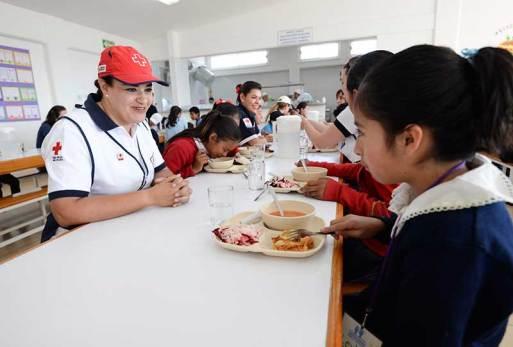 Celebró Cruz Roja Edomex el Día del Niño con quienes viven en extrema pobreza