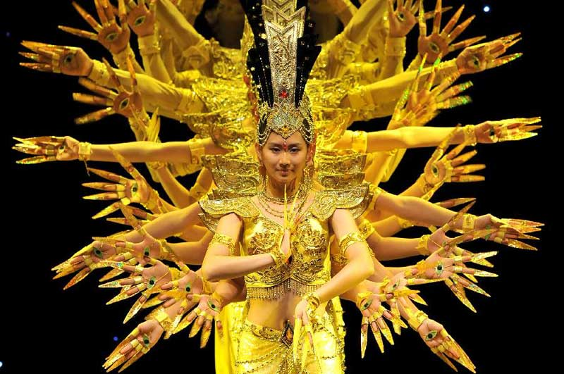 El espectaculo de folklore chino my dream se presentar for Espectaculo chino en mexico
