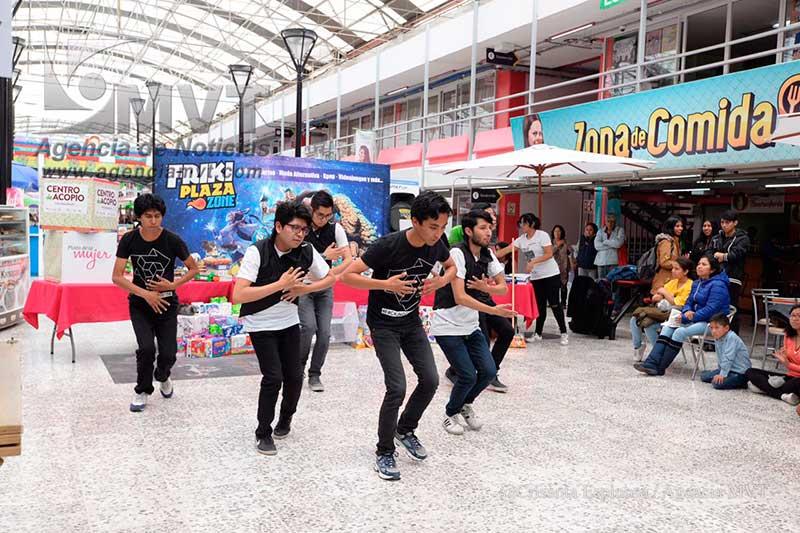 usan dance cover en apoyo de damnificados por sismo