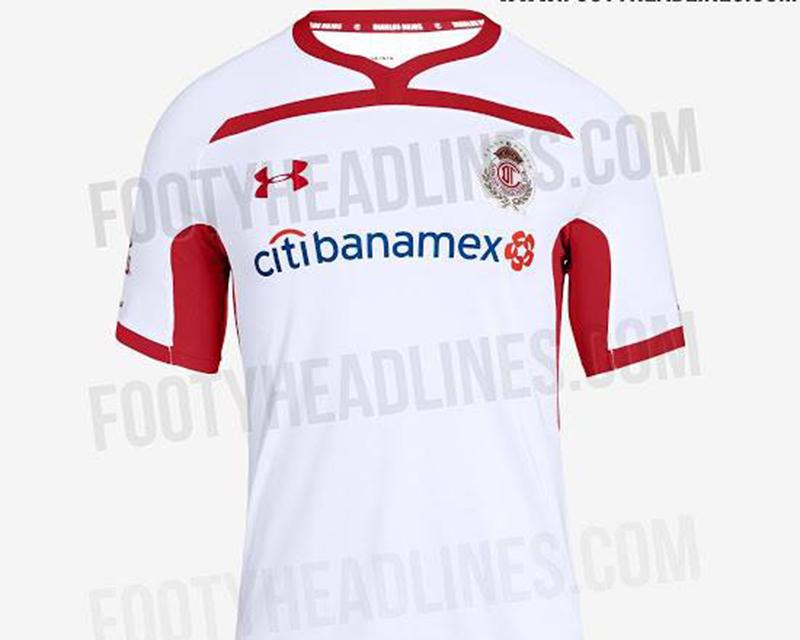 c88ea383e1b9e Respetando el estilo sobrio que ha caracterizado los diseños del equipo  mexiquense